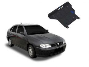 De stalen deksel van de motor en de voor Seat Cordoba I MT 1,4; 1,6; 1,8 1993-2000
