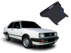 De stalen deksel van de motor en de voor Volkswagen Jetta MT 1,6; 1,8 1984-1992