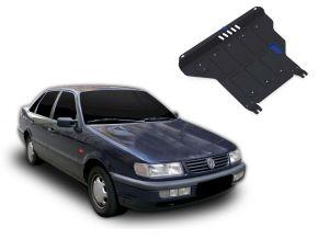 De stalen deksel van de motor en de voor Volkswagen Passat MT 1,4; 1,6; 1,8; 2,0 1993-1997