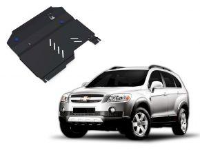De stalen deksel van de motor en de voor Chevrolet Captiva 2,4; 3,2 2006-2011