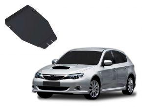 De stalen deksel van de motor en de voor Subaru Impreza 1,5R; 2,0R; 2,5WRX; 2,5STI 2007-2011