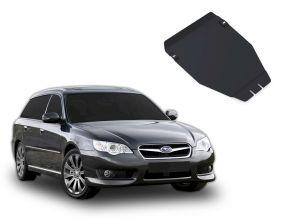 De stalen deksel van de motor en de voor Subaru Legacy 2,0; 2,5; 3,0  2003-2009