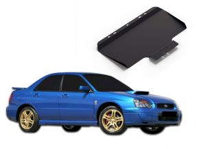 De stalen deksel van de motor en de voor Subaru Impreza 1,6; 1,8; 2,0 1998-2003