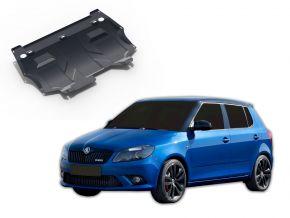 De stalen deksel van de motor en de voor Skoda Fabia RS 1,4TSI 2010-2015