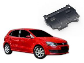 De stalen deksel van de motor en de voor Volkswagen Polo 1,2; 1,4; 1,6 2005-2010, 2010-2014