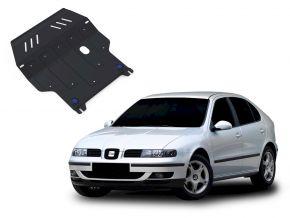De stalen deksel van de motor en de voor Seat Leon past op alle motoren 1998-2005