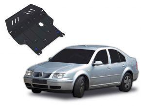 De stalen deksel van de motor en de voor Volkswagen Bora past op alle motoren 1998-2005