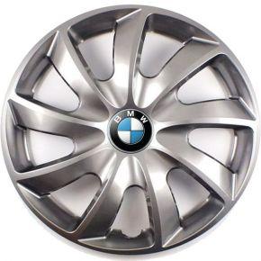 "Wieldoppen BMW 17"", STIG GRAFFI GELAKT 4 stuks"