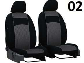 Autostoelhoezen op maat Vip MERCEDES VITO W638 1+1 (1996-2003)