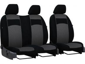 Autostoelhoezen op maat Vip CITROEN BERLINGO II 2+1 (2008-2018)