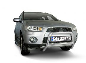 Bullbar Steeler Mitsubishi Outlander 2010-2012 Type A