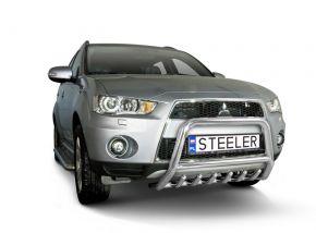 Bullbar Steeler Mitsubishi Outlander 2010-2012 Type G