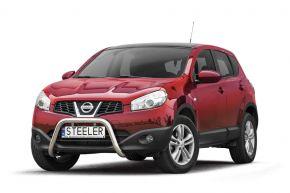 Bullbar Steeler Nissan Qashqai 2010-2013 Type U