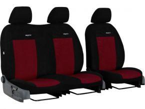 Autostoelhoezen op maat Elegance FORD TRANSIT IV 2+1 (1994-2000)