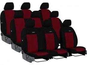 Autostoelhoezen op maat Elegance FORD TOURNEO CUSTOM II 9p. (2013-2020)