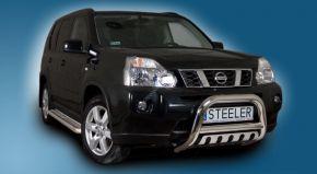 Bullbar Steeler Nissan X-Trail 2007-2010 Type S