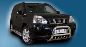 Bullbar Steeler Nissan X-Trail 2007-2010 Type G